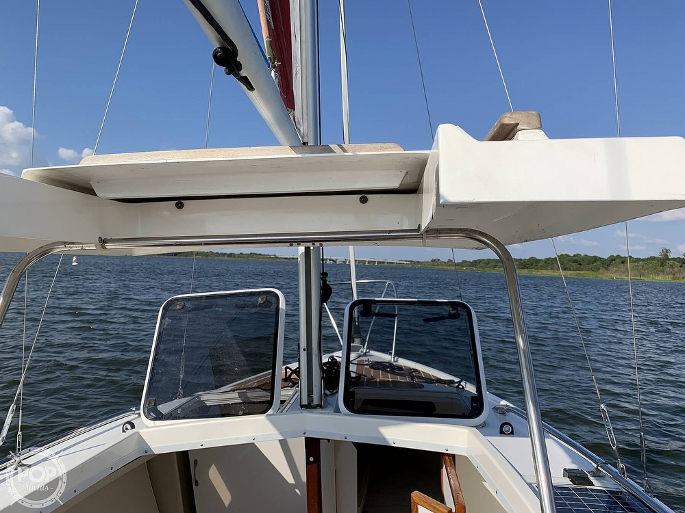 1993 Rhodes boat for sale, model of the boat is Rhodes 22 & Image # 8 of 40