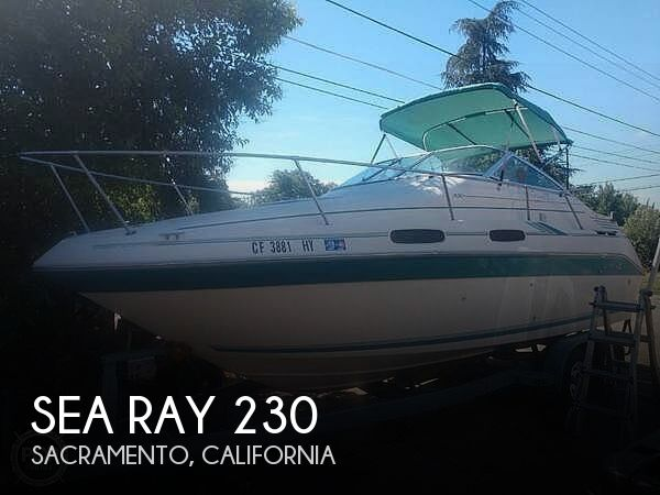 Used Sea Ray 23 Boats For Sale by owner | 1995 Sea Ray 23