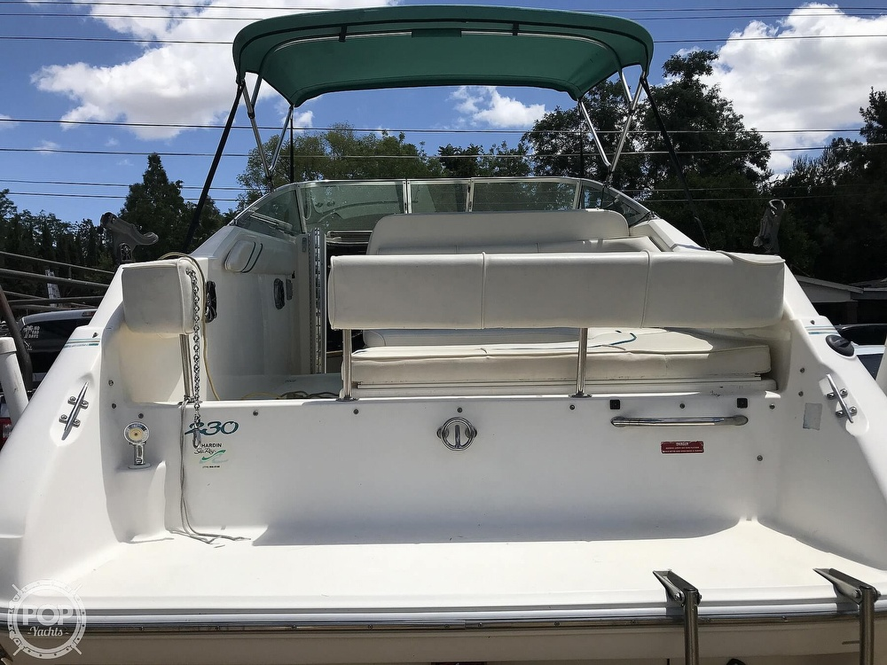 1995 Sea Ray boat for sale, model of the boat is 230 Sundancer & Image # 6 of 41