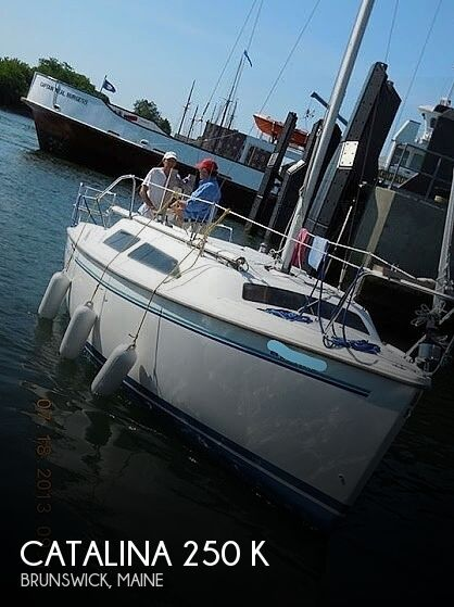 1998 CATALINA YACHTS 250 for sale