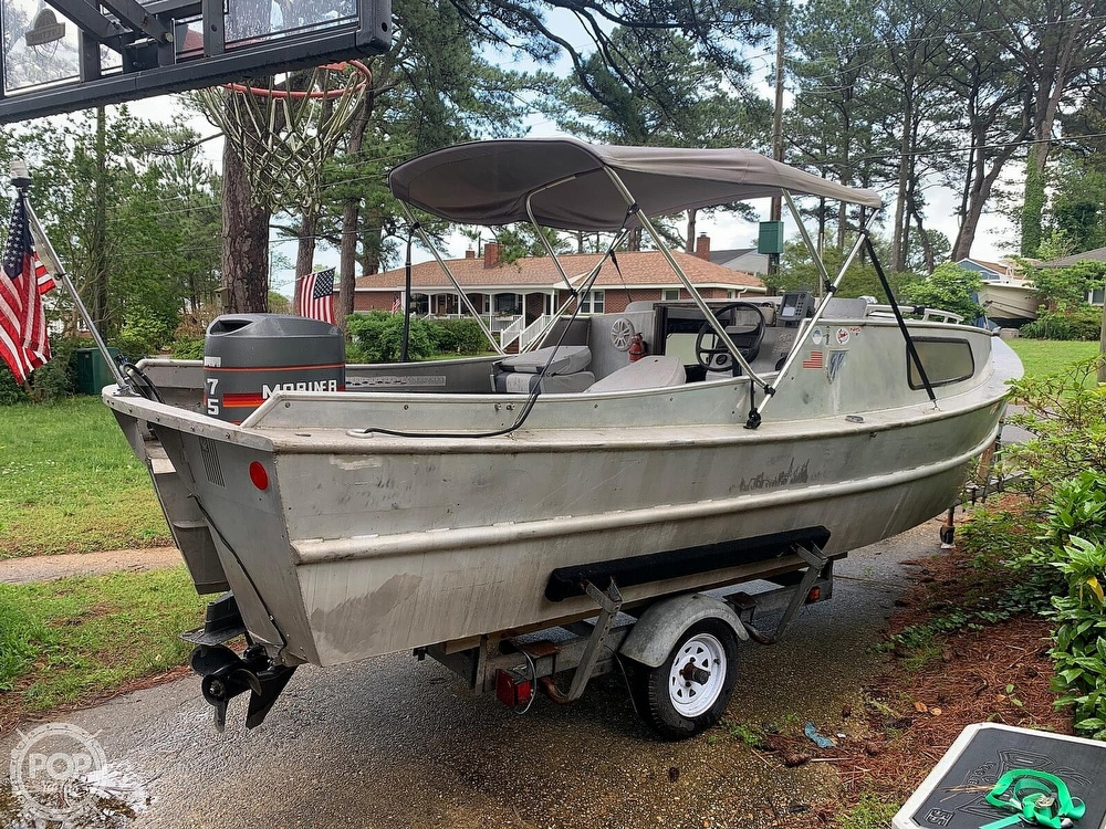 1983 Winninghoff boat for sale, model of the boat is 20 & Image # 4 of 41