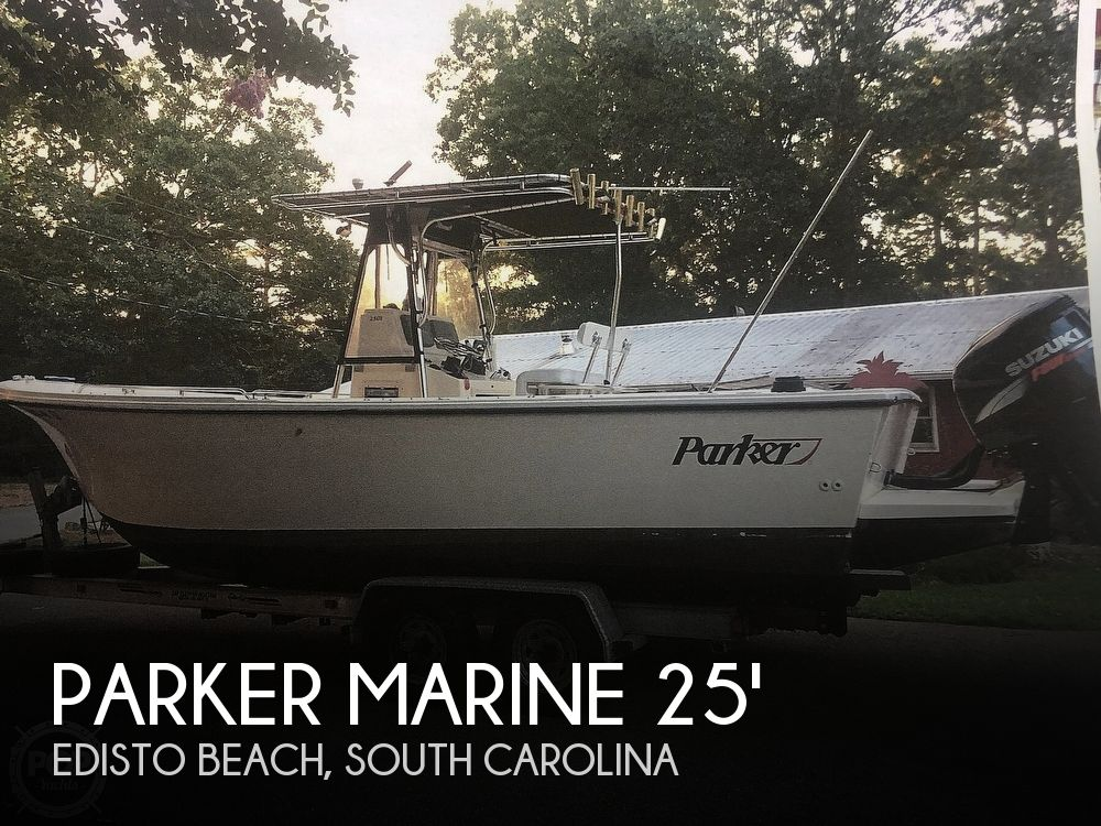 Used Boats For Sale in Columbia, South Carolina by owner | 2001 25 foot Parker Marine Unkown