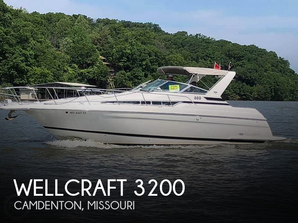Used Wellcraft 32 Boats For Sale by owner | 1996 Wellcraft 3200