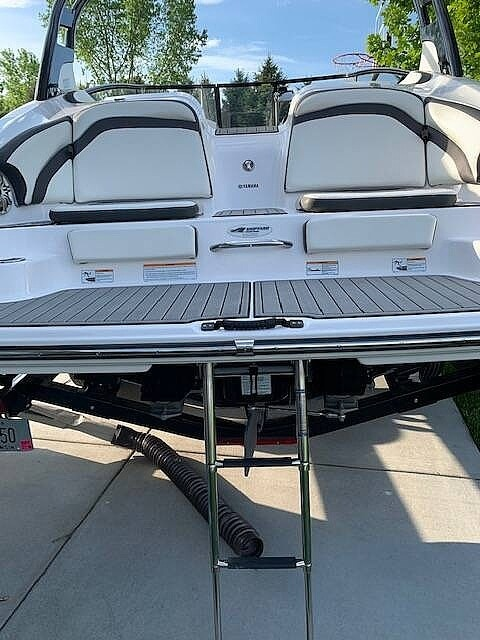 2016 Yamaha boat for sale, model of the boat is 242 Limited S & Image # 9 of 14