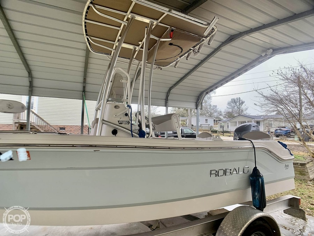 2019 Robalo boat for sale, model of the boat is R160 & Image # 11 of 40