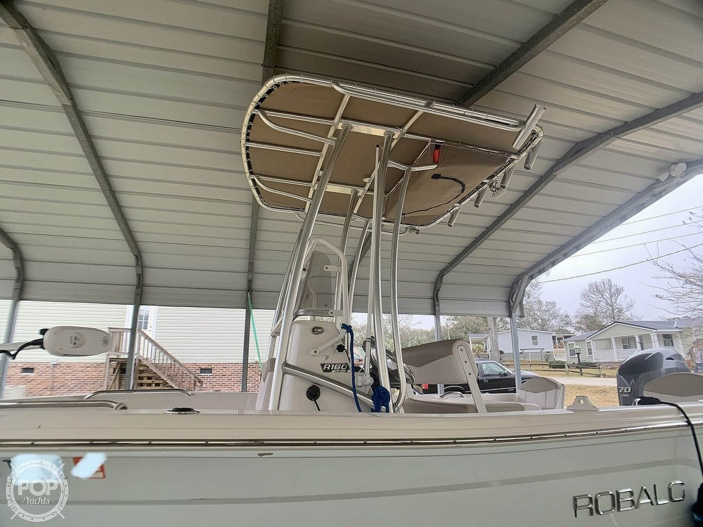 2019 Robalo boat for sale, model of the boat is R160 & Image # 22 of 40