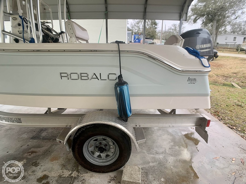 2019 Robalo boat for sale, model of the boat is R160 & Image # 23 of 40