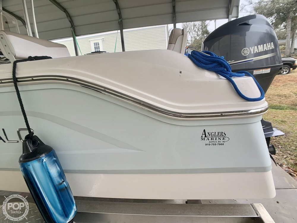 2019 Robalo boat for sale, model of the boat is R160 & Image # 24 of 40