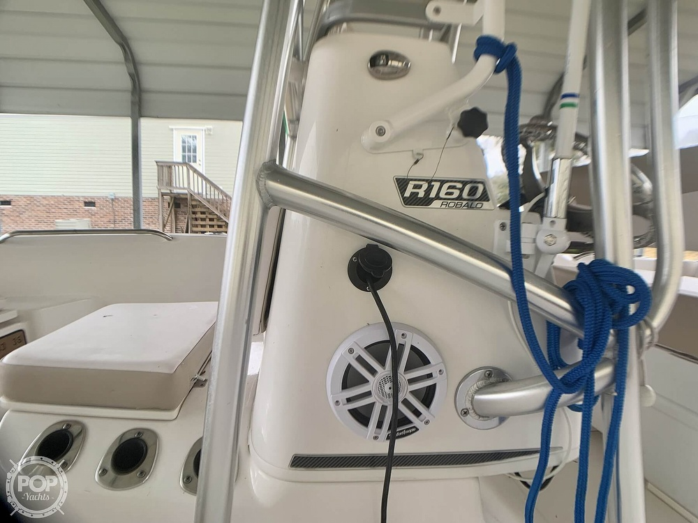 2019 Robalo boat for sale, model of the boat is R160 & Image # 39 of 40