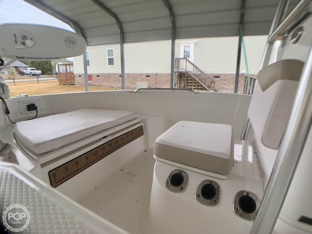 2019 Robalo boat for sale, model of the boat is R160 & Image # 40 of 40