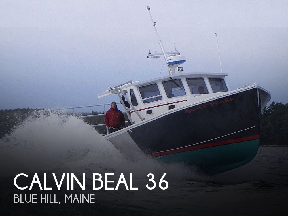 Used Calvin Beal Boats For Sale by owner | 2014 Calvin Beal 36