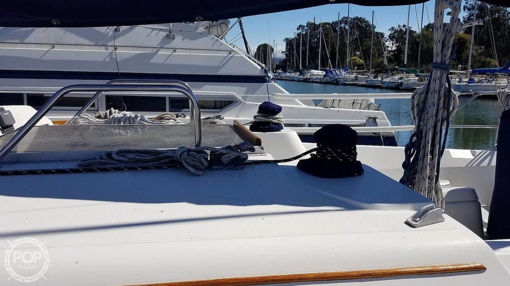1989 Hunter boat for sale, model of the boat is Legend 37 & Image # 4 of 40