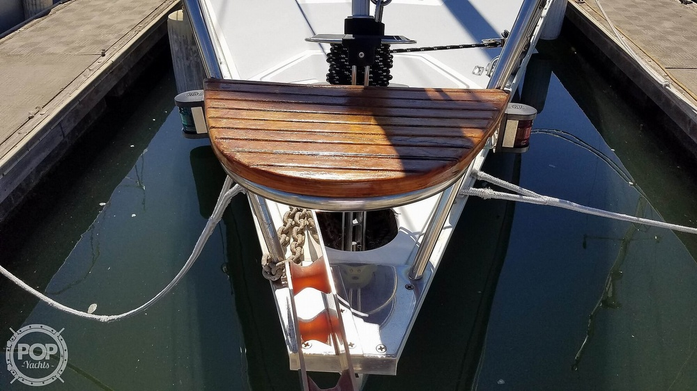 1989 Hunter boat for sale, model of the boat is Legend 37 & Image # 21 of 40