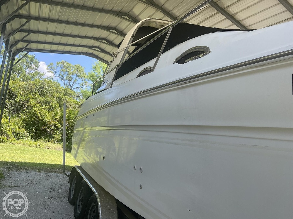 1998 Sea Ray boat for sale, model of the boat is 290 Sundancer & Image # 4 of 41