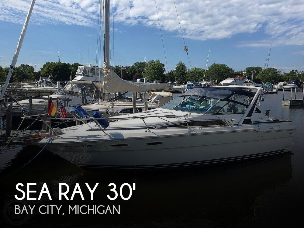Used Sea Ray 300 Weekender Boats For Sale by owner | 1989 Sea Ray 300 Weekender