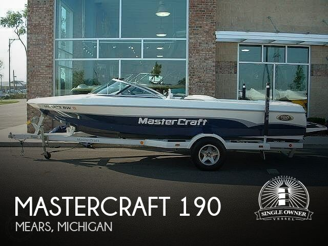 Used Mastercraft Boats For Sale in Michigan by owner   2000 Mastercraft ProStar 190