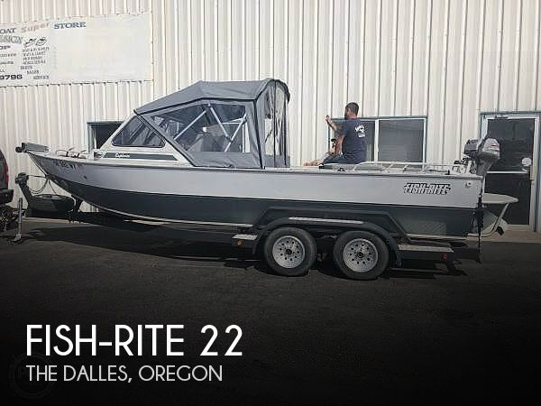 Used Fish-Rite Boats For Sale by owner | 1997 Fish-Rite 22