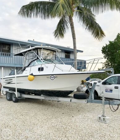 Hydra-Sports Seahorse 230, 230, for sale - $21,000