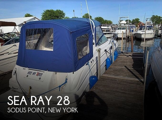 Used Sea Ray 28 Boats For Sale by owner | 2002 Sea Ray 28