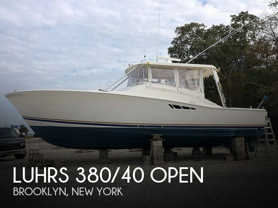 Used Luhrs Boats For Sale by owner | 1992 Luhrs 380/40 open