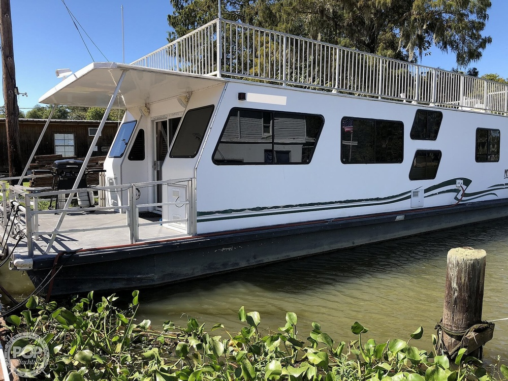 2003 Myacht boat for sale, model of the boat is 4815 & Image # 12 of 40