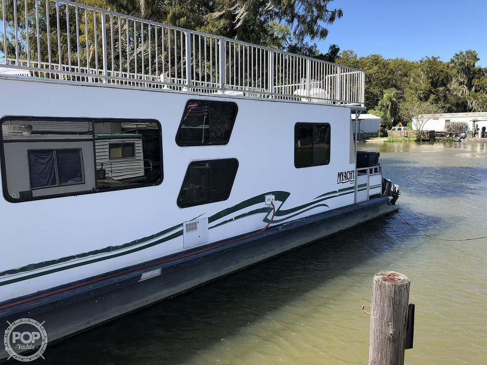 2003 Myacht boat for sale, model of the boat is 4815 & Image # 13 of 40