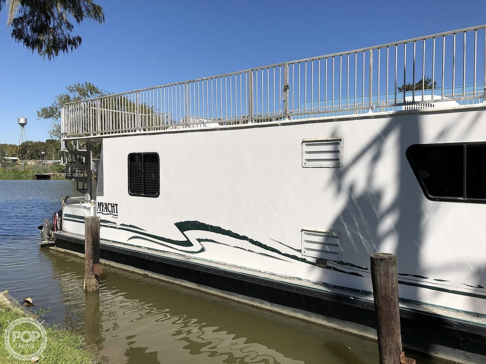 2003 Myacht boat for sale, model of the boat is 4815 & Image # 22 of 40