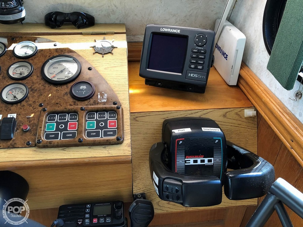 2003 Myacht boat for sale, model of the boat is 4815 & Image # 30 of 40