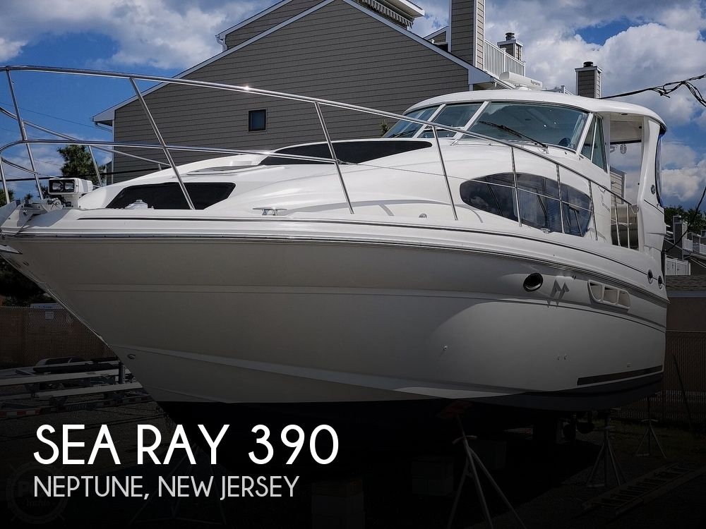Used Sea Ray Motoryachts For Sale by owner | 2004 Sea Ray 390 Motor Yacht