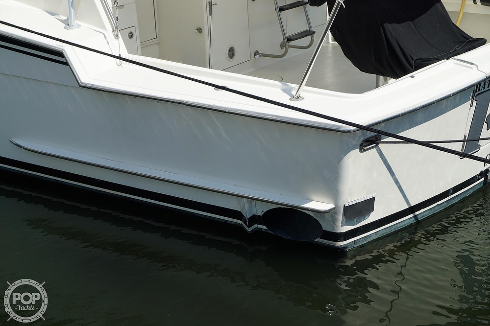 1988 Hatteras boat for sale, model of the boat is 48 Convertible & Image # 38 of 40
