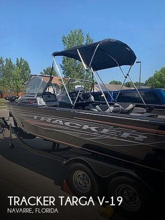 Used Tracker Boats For Sale by owner | 2018 Tracker Targa V-19