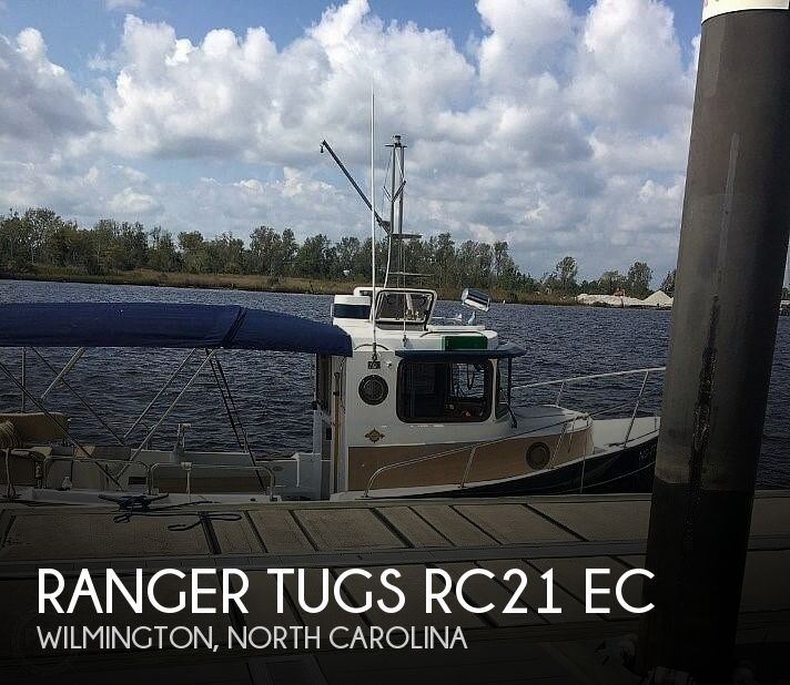 2009 RANGER TUGS RC21 EC for sale