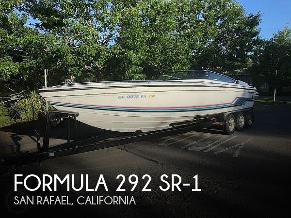 1991 FORMULA 29 for sale
