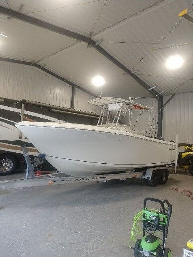 2006 Sailfish FS2660 - #1