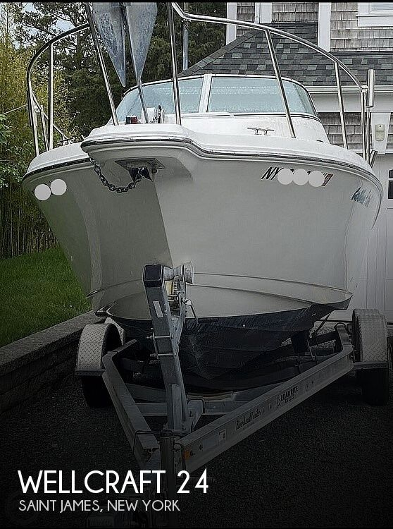2002 WELLCRAFT 24 for sale