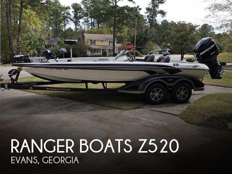 Used Ranger Boats Boats For Sale in Georgia by owner | 2010 Ranger Boats Z520