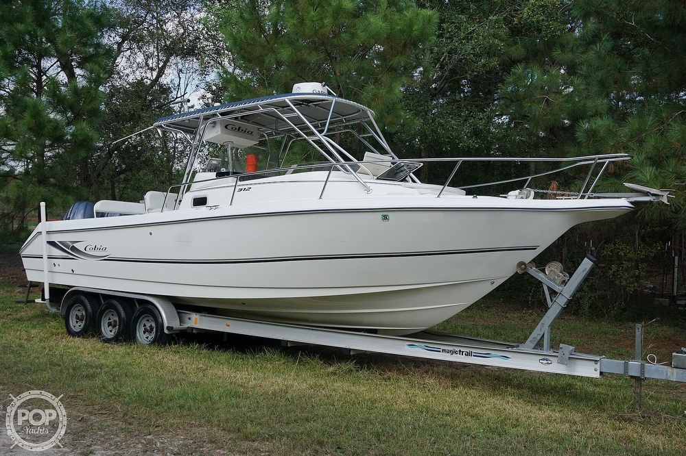 2003 Cobia 312 Sport Cabin - #$LI_INDEX