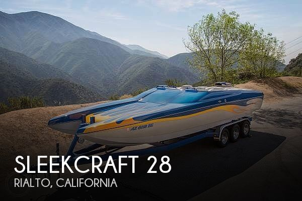 Used Sleekcraft Boats For Sale by owner | 2002 Sleekcraft 28