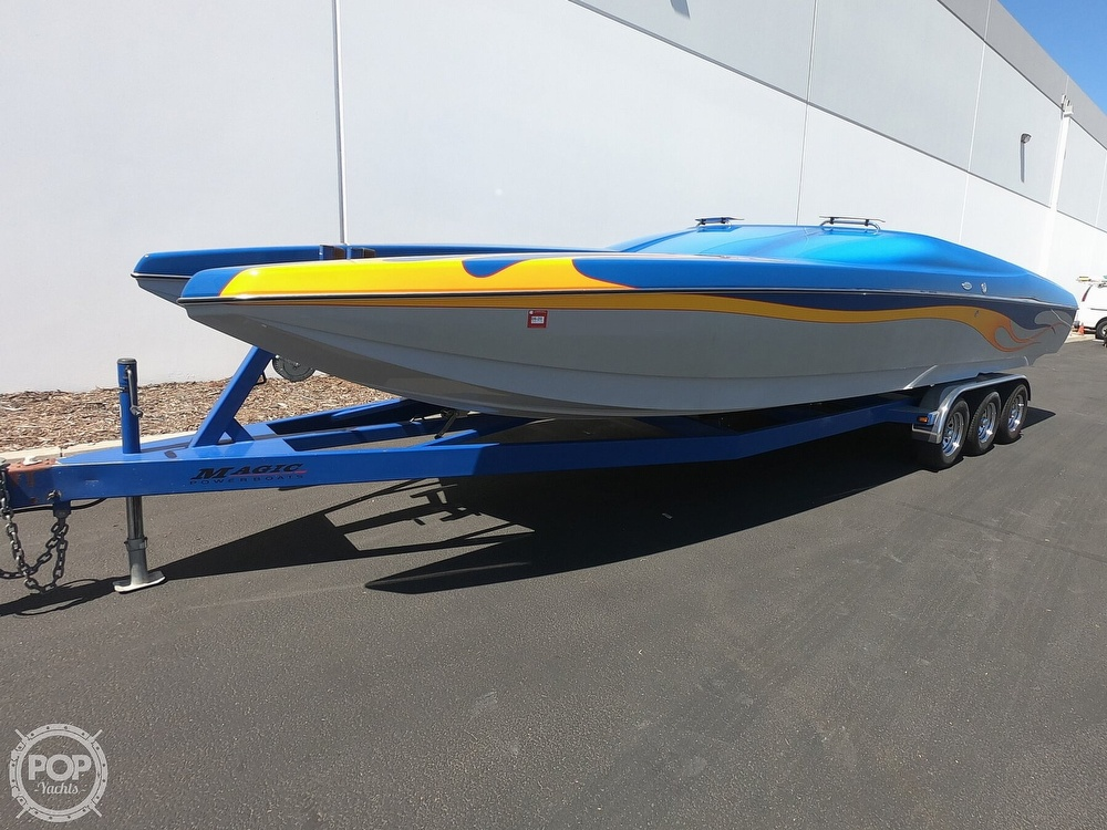 2002 Magic boat for sale, model of the boat is Scepter 28 & Image # 3 of 40
