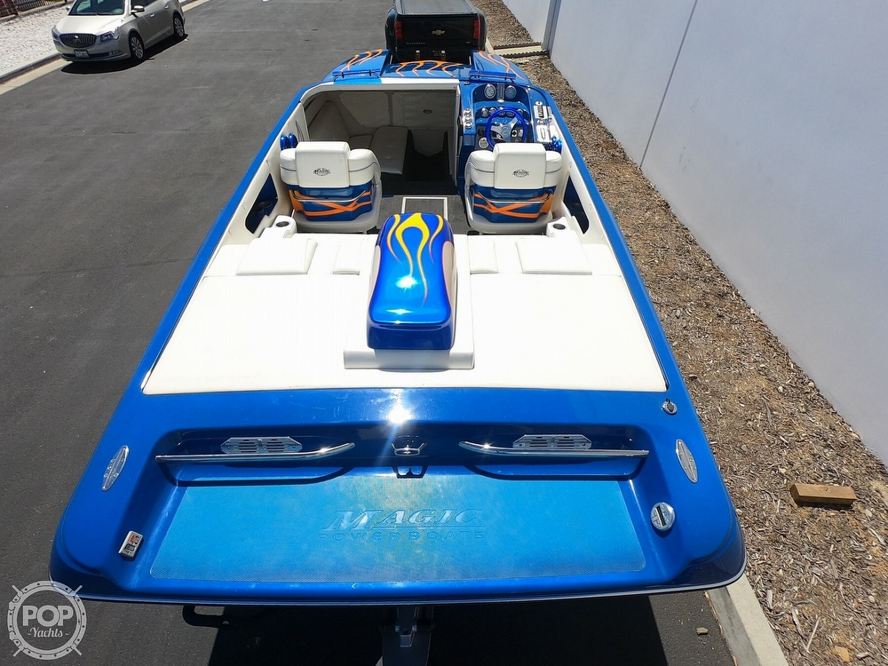 2002 Magic boat for sale, model of the boat is Scepter 28 & Image # 10 of 40
