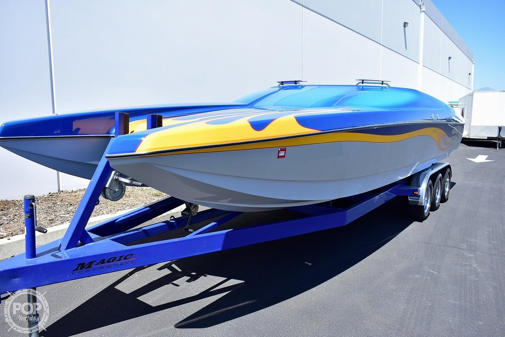 2002 Magic boat for sale, model of the boat is Scepter 28 & Image # 35 of 40