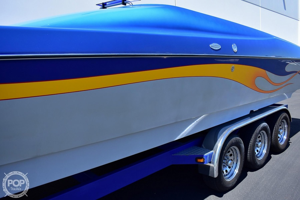 2002 Magic boat for sale, model of the boat is Scepter 28 & Image # 39 of 40