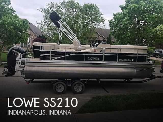 Used Lowe Boats For Sale by owner | 2016 Lowe SS210