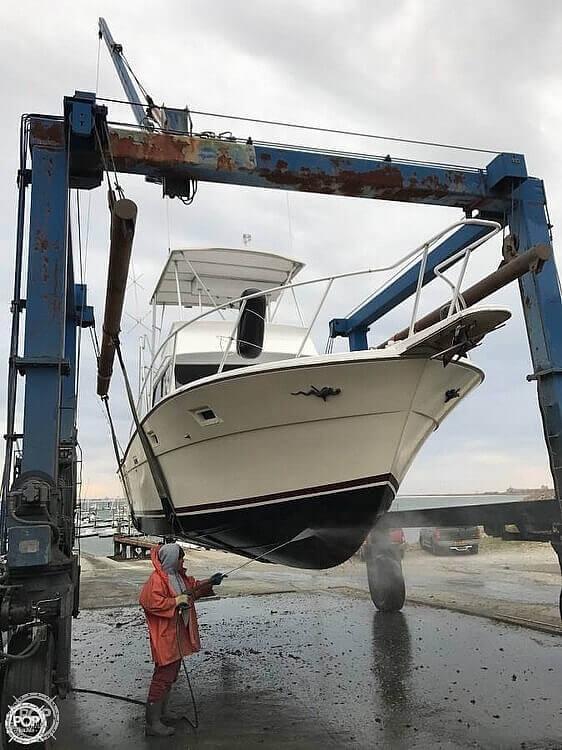 1975 Viking boat for sale, model of the boat is 35 Sportfisherman & Image # 13 of 40