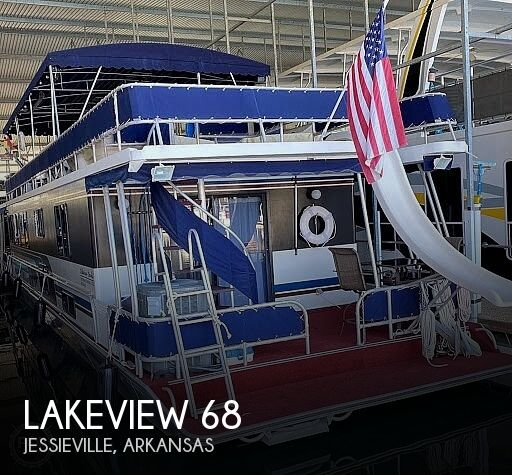 Used Lakeview Houseboats For Sale by owner | 1996 Lakeview 68