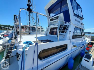 Canfor Boats, Ltd. Wave Runner 37', 37', for sale - $46,000