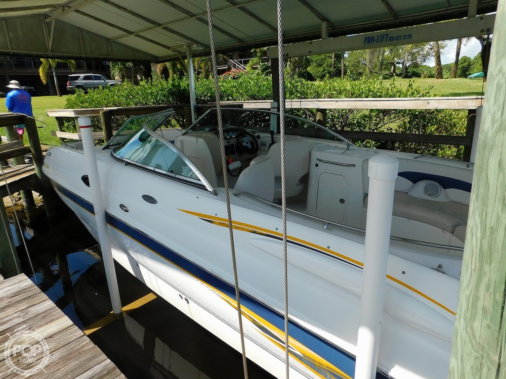 2003 Chaparral boat for sale, model of the boat is Sunesta 263 & Image # 27 of 40