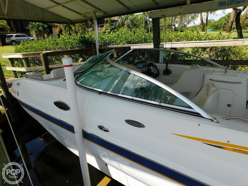 2003 Chaparral boat for sale, model of the boat is Sunesta 263 & Image # 28 of 40