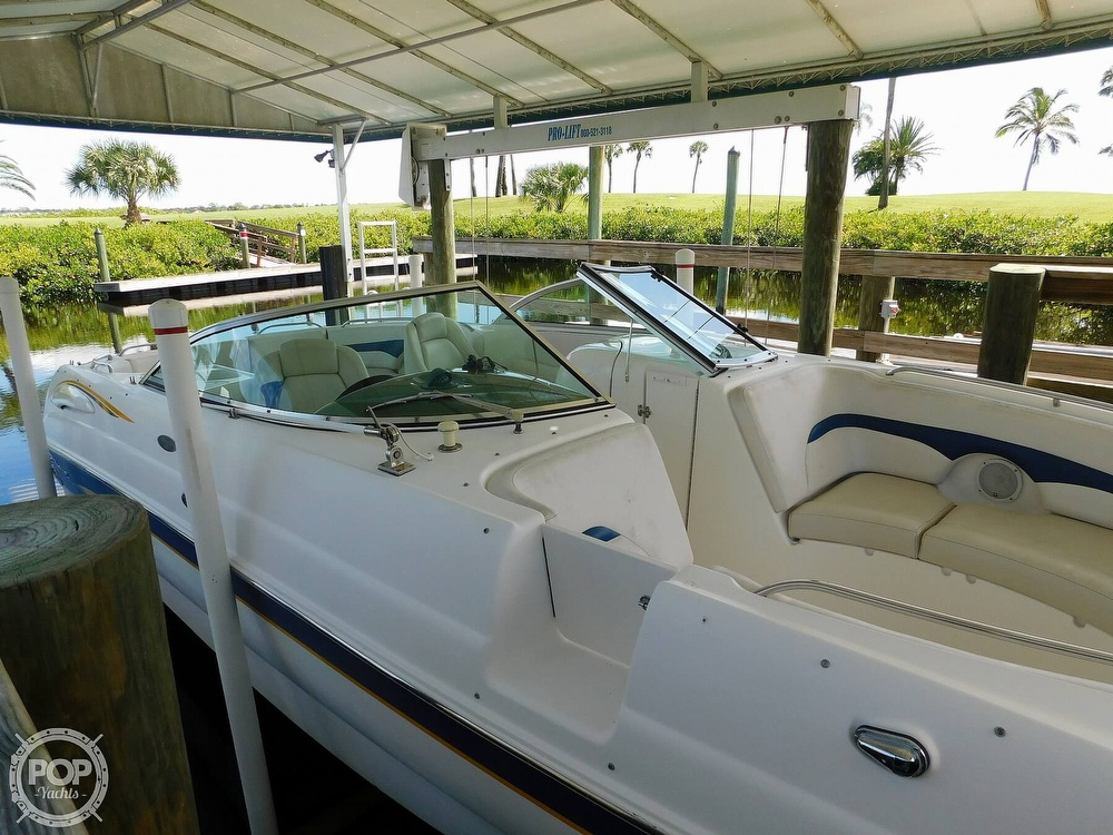 2003 Chaparral boat for sale, model of the boat is Sunesta 263 & Image # 30 of 40