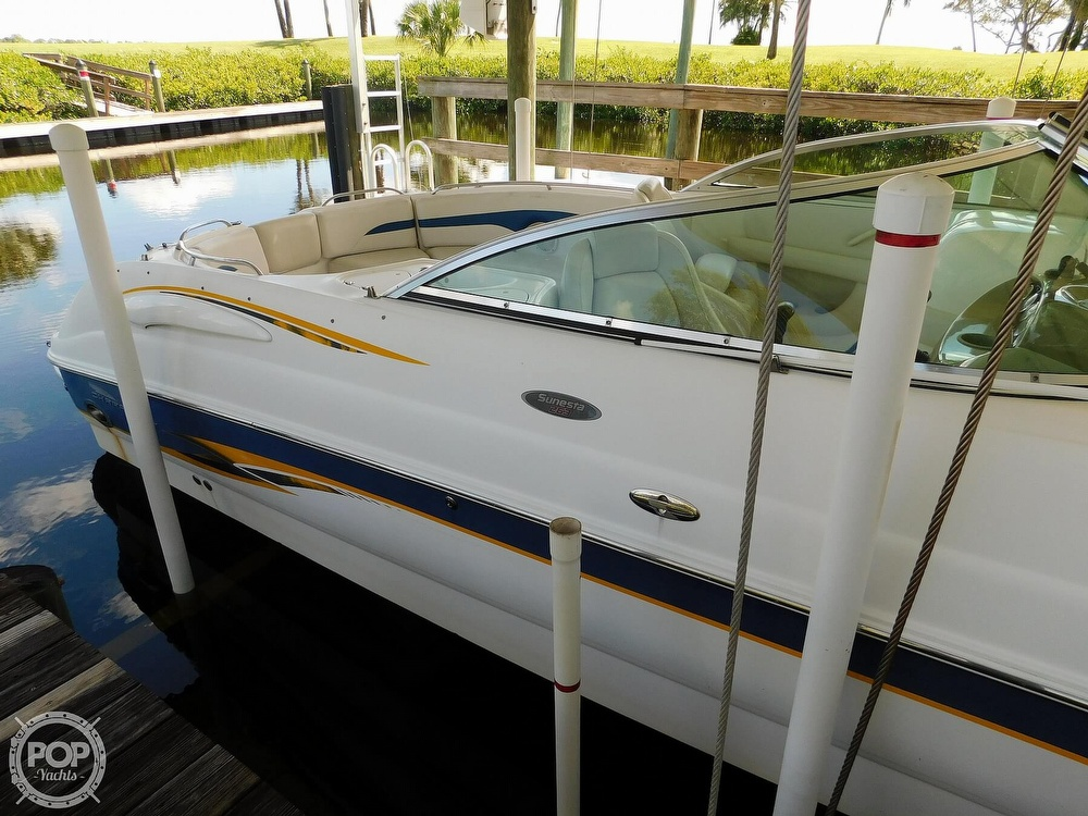 2003 Chaparral boat for sale, model of the boat is Sunesta 263 & Image # 31 of 40